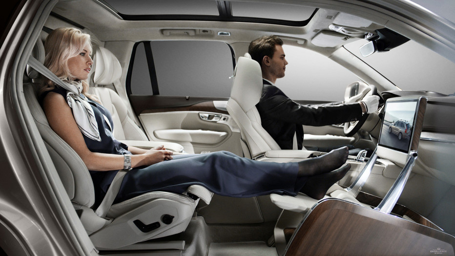 Volvo XC90 Excellence Lounge Concept